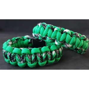 GREEN - MULTI COLOUR COBRA ARMBAND